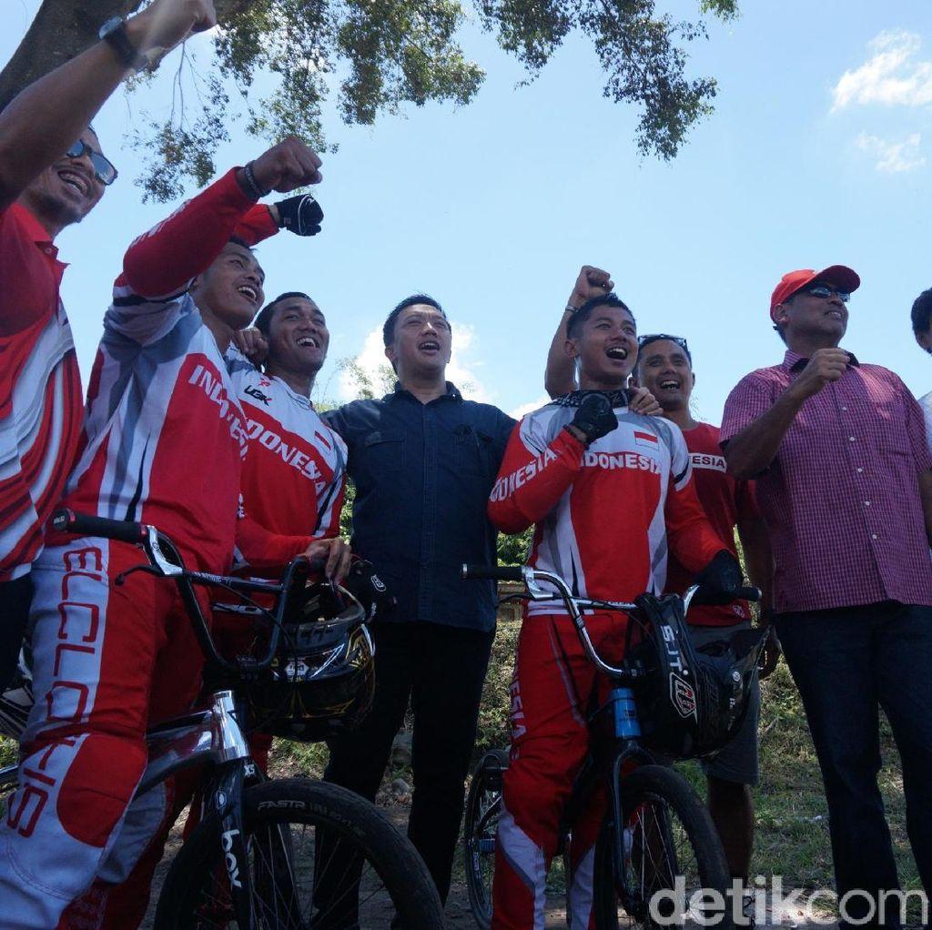 Bulan Depan, BMX Akan Ikuti Kejuaraan di Eropa