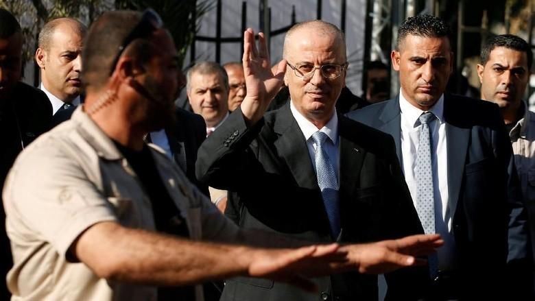 PM Palestina Lolos dari Percobaan Pembunuhan di Gaza