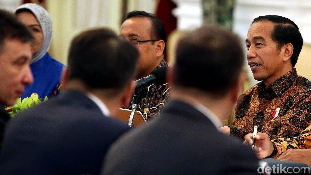 Pengusaha AS Janji ke Jokowi akan Tambah Investasi di RI