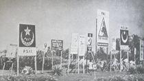 Pemilu 1955, Pembuktian Rakyat Buta Huruf di Depan Mata Dunia
