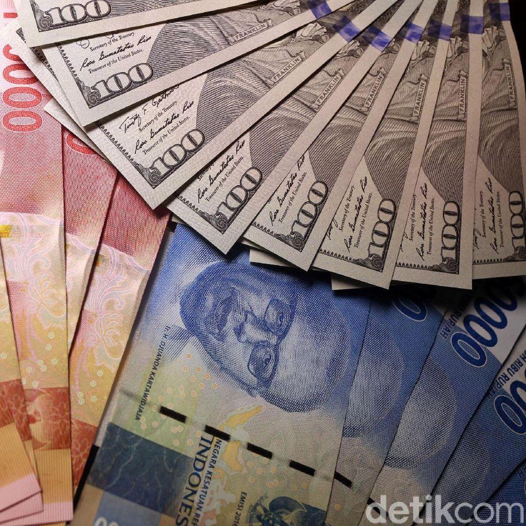 Dolar AS Menguat, Siapa yang Diuntungkan?