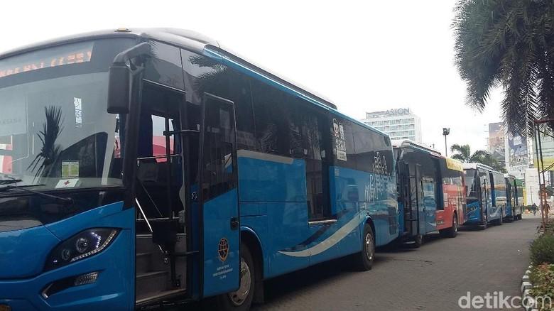Ganjil Genap di Tol Bekasi, Pengguna TransJ Premium Naik 15%