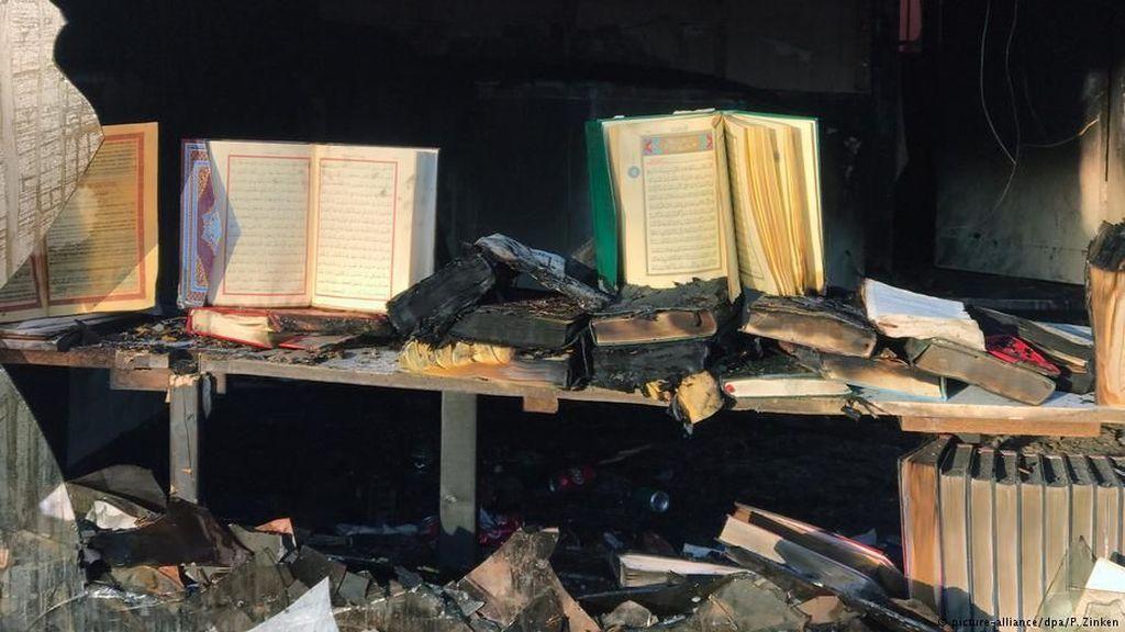 Organisasi Islam di Jerman Minta Perlindungan Masjid Ditingkatkan