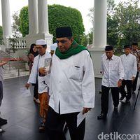 39 Ulama Kalsel Temui Jokowi di Istana