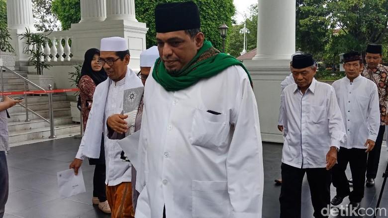 Ini Alasan Jokowi Sering Undang Ulama ke Istana