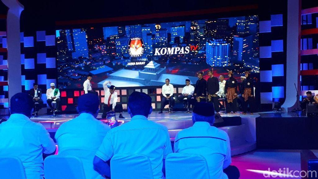 Debat Pilgub Jabar Kedua Digelar 9 Mei