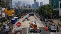 Anies: Underpass Mampang Insyaallah 7 April Sudah Beroperasi
