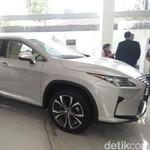 Bikin RX Tambah Bongsor, Lexus Butuh 3 Tahun