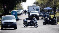 Foto: Rentetan Ledakan Paket Bom di Texas yang Diduga Saling Terkait