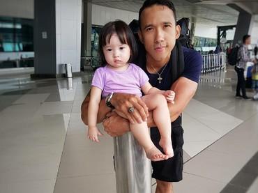 Jemma mirip banget sama sama ayahnya ya?(Foto: Instagram/marulitampubolon777)
