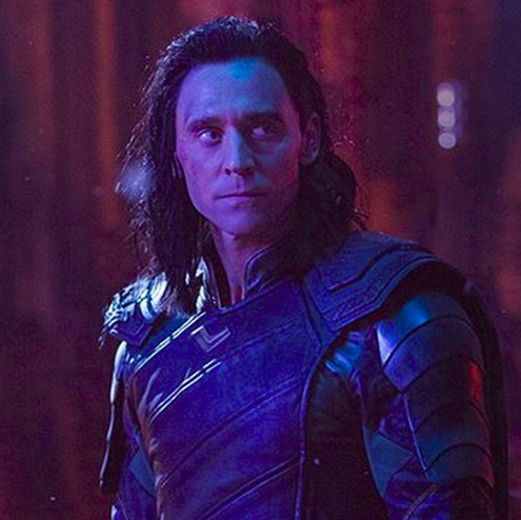 Tom Hiddleston Anggap Loki Villain yang Hilang Arah