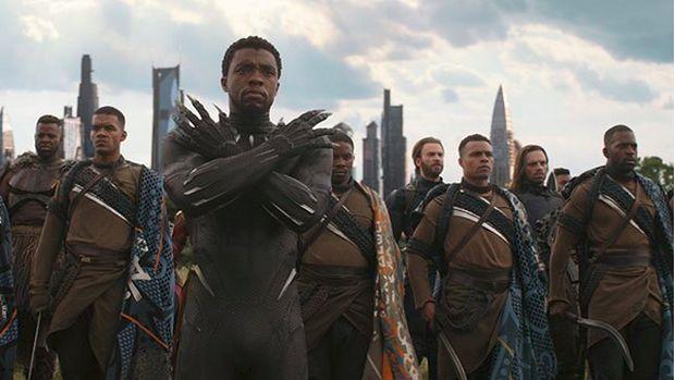 Black Panther Avengers: Infinity War