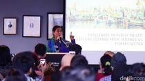 Susi Jawab Isu Cawapres: Tanya Pak Jokowi