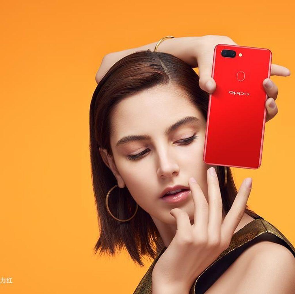 Duo Oppo R15 Resmi Dirilis, Ini Spek dan Harganya!