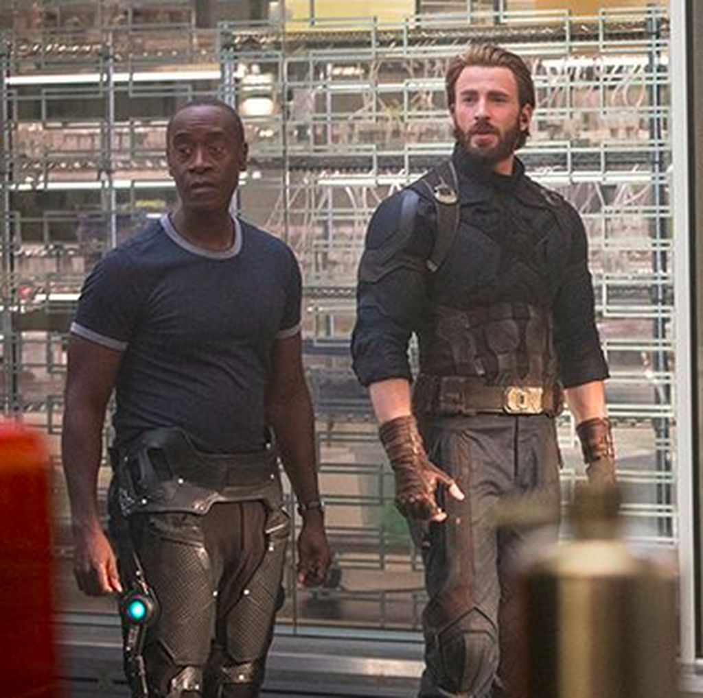 Sutradara Goda Fans Marvel Bakal Rilis Trailer Terbaru Infinity War