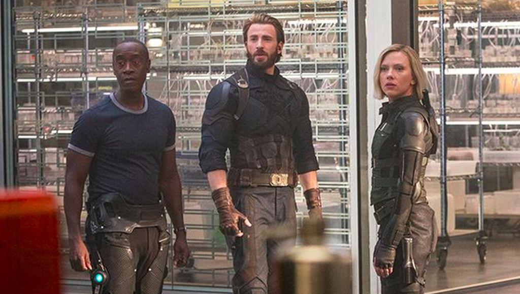 Avengers Capai Bagian Final, Chris Evans Akui Perasaannya Campur Aduk