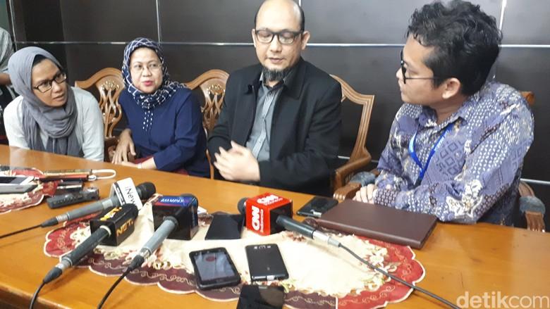 KPK Siap Koordinasi dengan Komnas HAM soal Kasus Novel Baswedan
