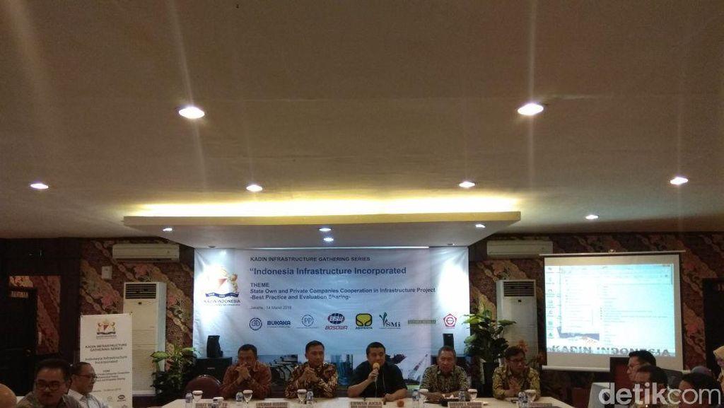 Pengusaha dan BUMN Kumpul Bahas Infrastruktur Era Jokowi