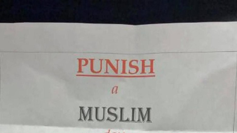 Beredar Surat Ajakan Melakukan Serangan terhadap Muslim di Inggris