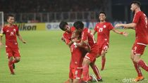 Gol Addison di Injury Time Antar Persija Taklukkan Song Lam Nghe An