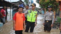 21 Desa di Bojonegoro Terendam Banjir Hingga Setinggi 1 Meter