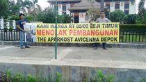Pemkot Beri Surat Peringatan ke Pengembang Apartkos di Beji