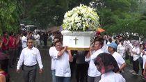 Hormati Melasti, Keluarga Tunda Larung Abu Jenazah Hari Darmawan