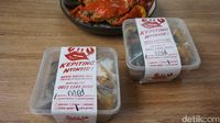 Kepiting Nyinyir : Bisa Makan Seafood Enak di Rumah Tanpa Ribet