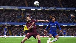 Apakah Chelsea akan Main Bertahan di Camp Nou?