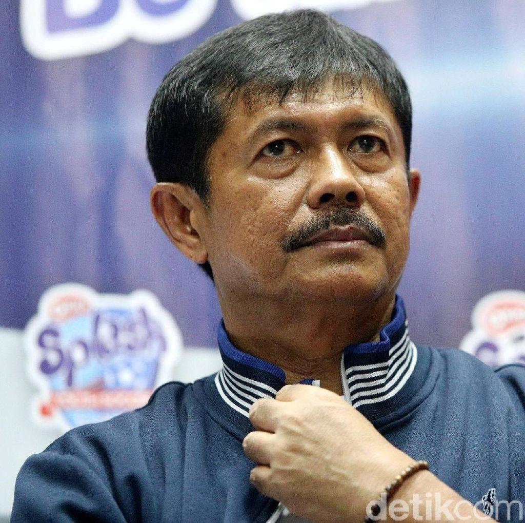 Indra Sjafri Jadi Pelatih Timnas U-19 Lagi