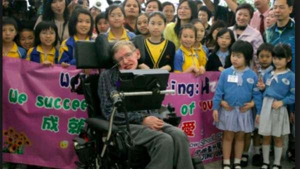 Simak Kata-kata Bijak dan Menginspirasi dari Stephen Hawking