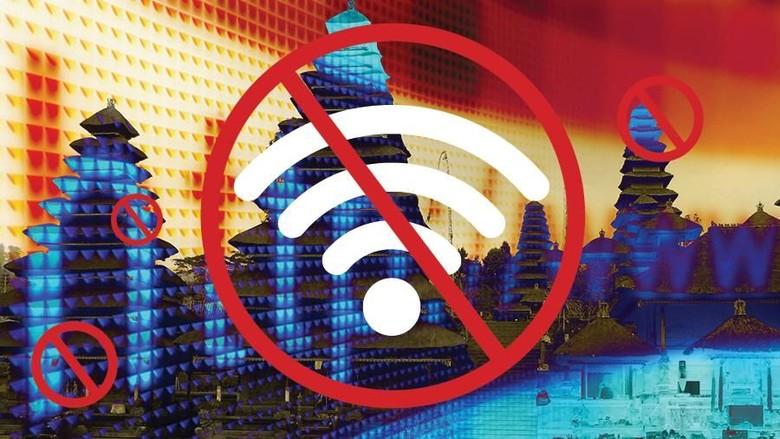 Menyapih Internet Kala Nyepi