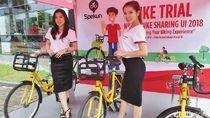 IoT di Kampus UI: Buka Gembok Sepeda Pakai QR Code
