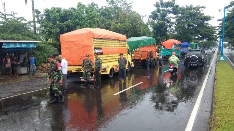 TNI Razia Padi di Sulsel, 140 Ton Gabah Diamankan