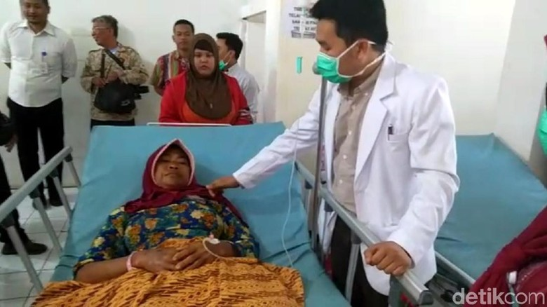 Begini Cerita Warga Sukabumi yang Ditembak Usai Salat Magrib