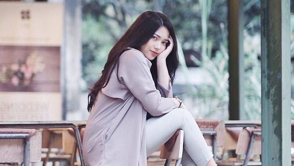 Potret Nabila Gardena, Selebgram Cantik Bandung yang Mencuri Perhatian Pria