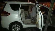 Mobil Polisi Jadi Korban Pecah Kaca, Senpi Diduga Ikut Dicuri