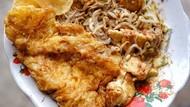 Biar Hemat,10 Netizen Ini Pilih Makan Siang dengan Ketoprak!