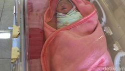 Bayi dalam Kardus yang Ditemukan di Ciamis akan Dibawa ke Bandung