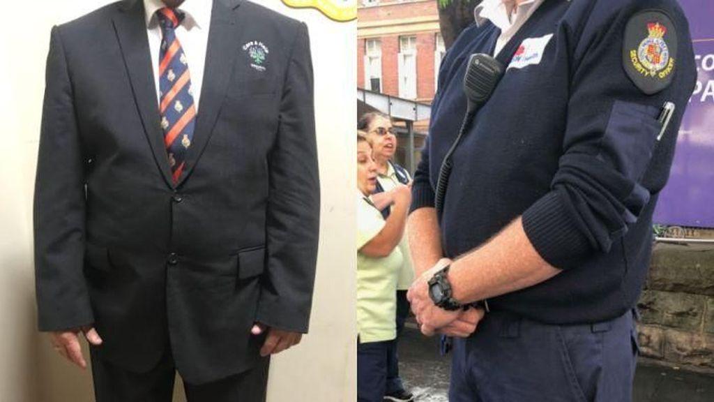 Petugas Keamanan RS di Sydney Protes Seragam Baru Seharga Rp 7 Juta
