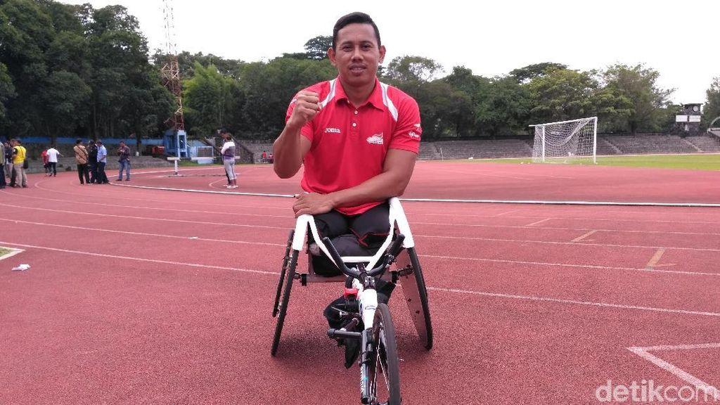 Kecelakaan Pahit Antar Jaenal Aripin Jadi Juara di Arena Olahraga