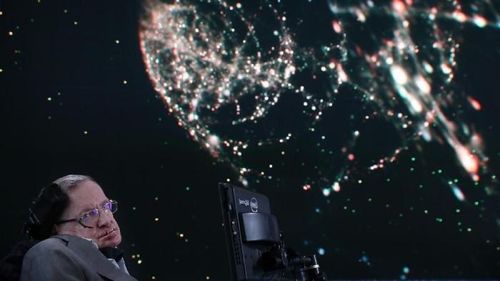 Stephen Hawking. Foto: pool