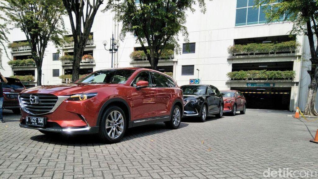 SUV Termewah Mazda, Berani Diadu dengan Eropa