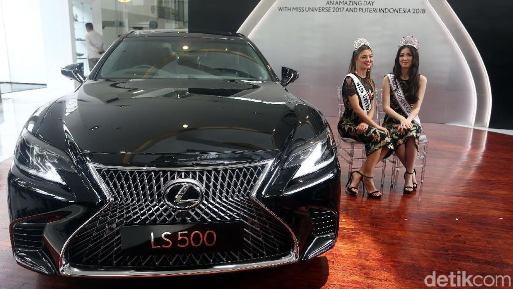 Lexus Nggak Level Main di Segmen MPV