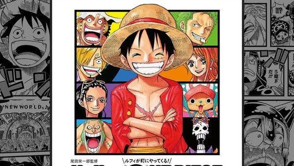 Pameran Seni One Piece di Jepang dan Malaysia, Mampir ke Indonesia?