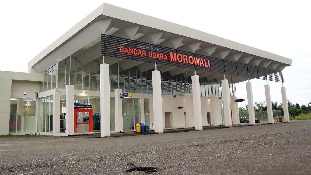 Bandara Morowali Pangkas Waktu Tempuh Hingga 1 Jam