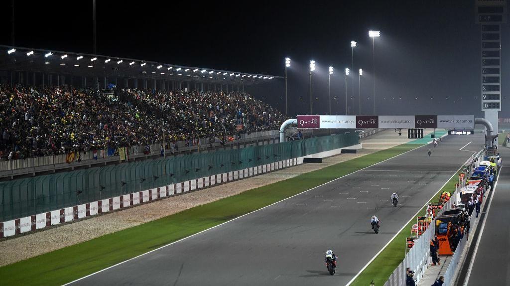 Saksikan! Live Streaming MotoGP Qatar di detikSport!