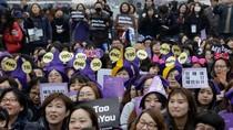Mengejutkan, 62% Aktris dan Staf Film Wanita di Korea Alami Pelecehan Seks