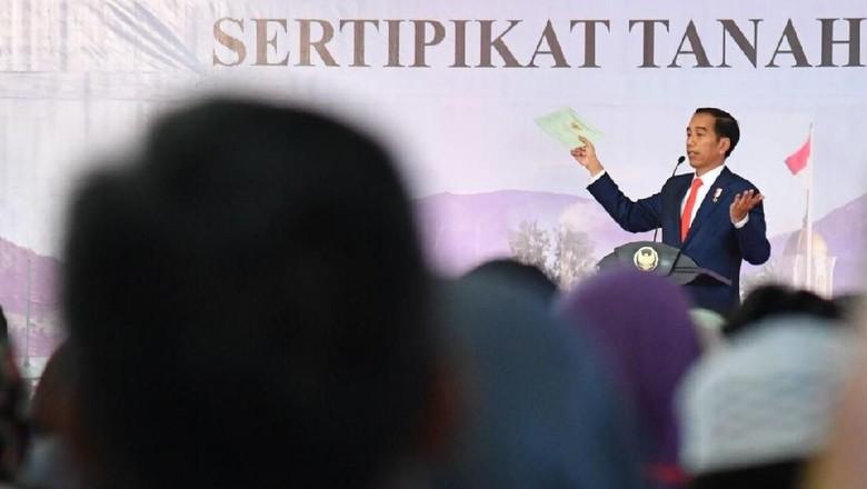 Pembangunan SDM Jadi Jualan Jokowi di Pilpres 2019?
