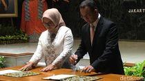 Anies Minta Dekranasda DKI yang Dipimpin Istrinya Buat Terobosan